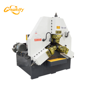 Machine hydraulique de laminage de fil de tube de tube de Greatcity