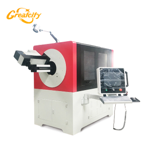 Nouvelle machine de cintrage de fil CNC 3D Promotion